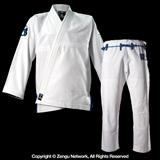 Inverted Gear Light Pearl Jiu Jitsu Gi